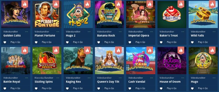 Casinospel top - 47546