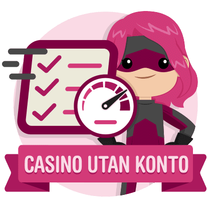 Casino utan krångel - 95262