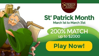 Casino St Patrick - 86144