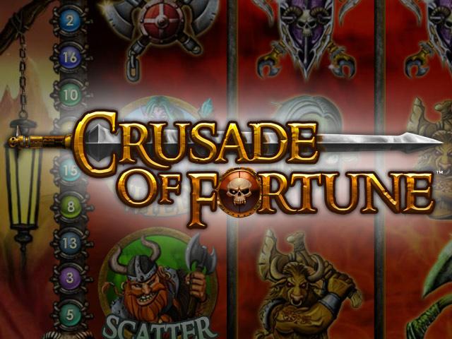 Progressiv jackpott Crusade - 98762