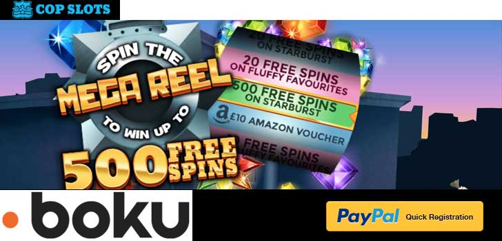 Dagliga free spins - 63050