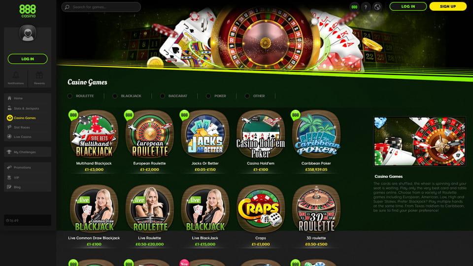 888 casino online - 30170