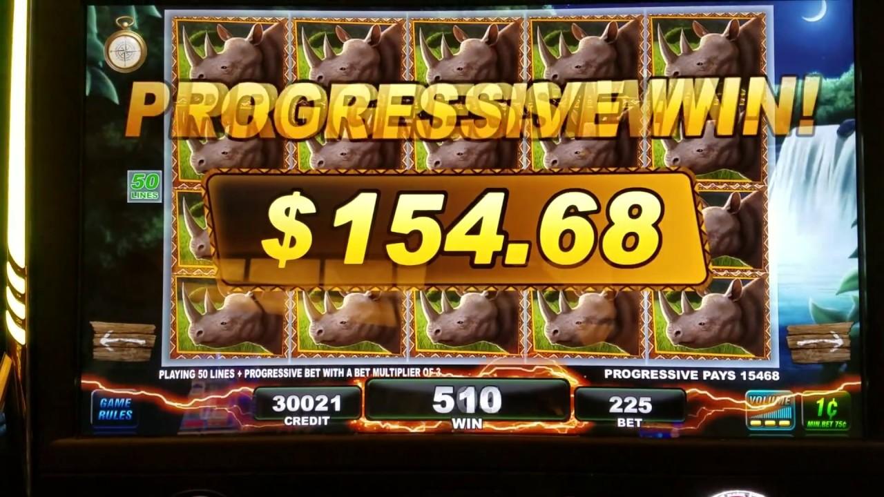 Progressiv jackpott - 58710