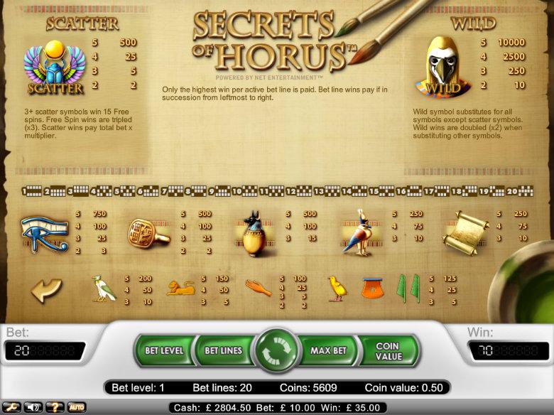 Secrets of - 16363
