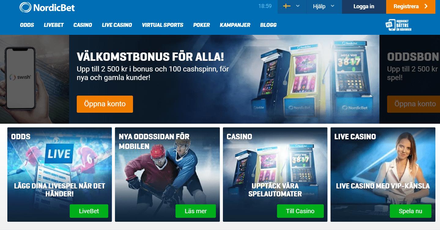 Nordic bet recension - 82153