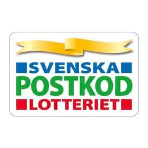Postkodlotteriet vinstkarta extra - 13184