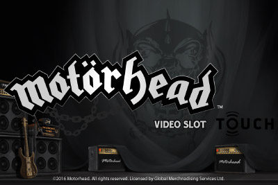 Video Motorhead slot - 96918
