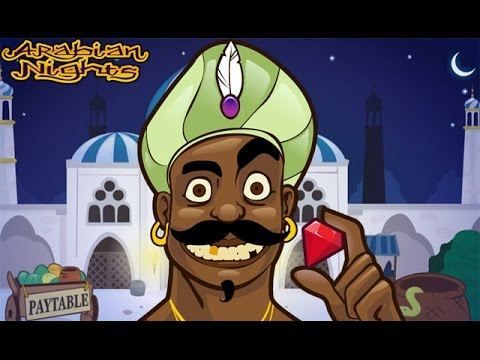Arabian nights slot - 96498
