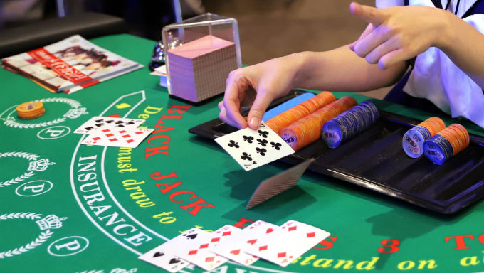 Blackjack counting - 64420