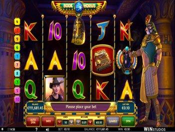 Secrets of Horus - 75386