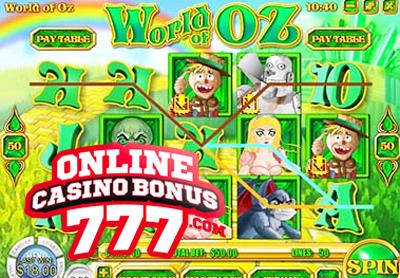 Bonustrading casino - 77839