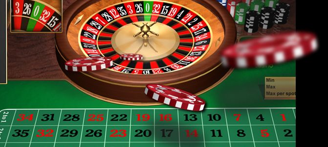 Table games roulette - 47550