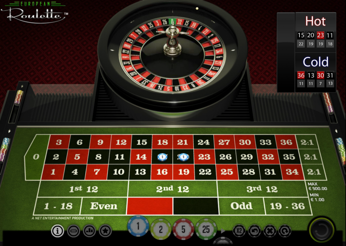 Roulette termer slots - 48810