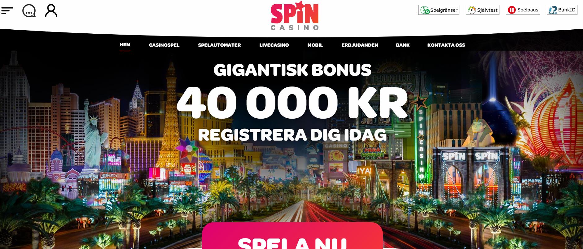 Svenska spel - 24040