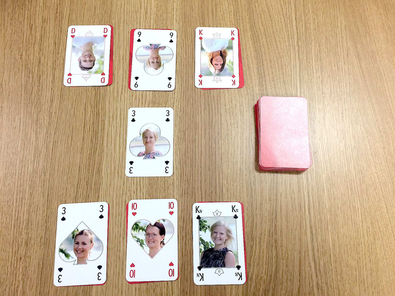 Kortspel slå på - 26039