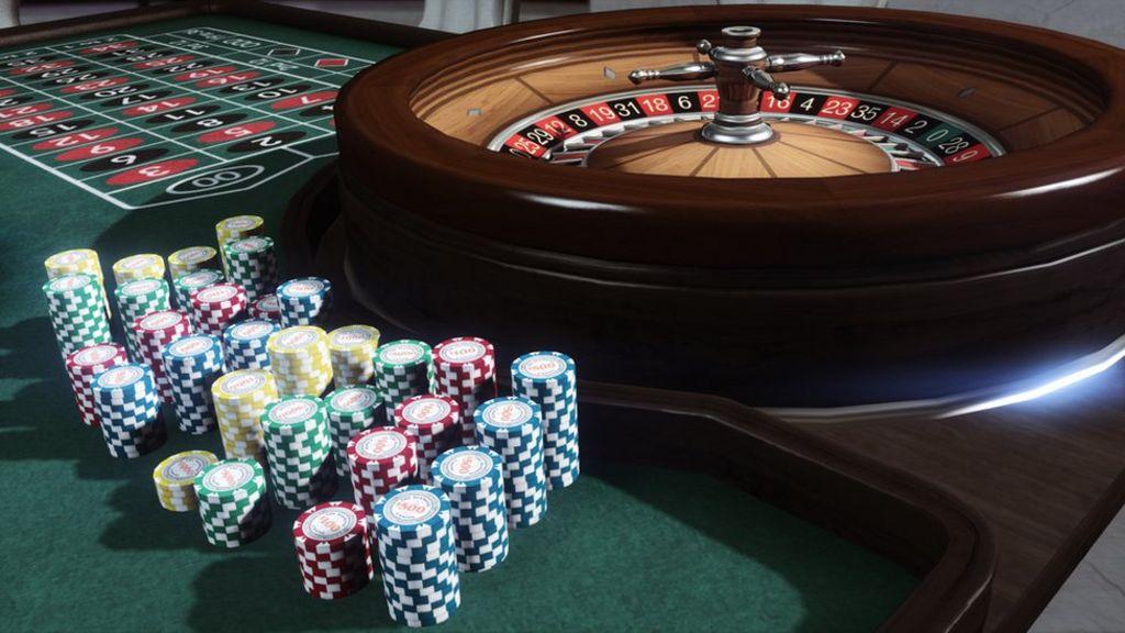 Poker chips - 39376
