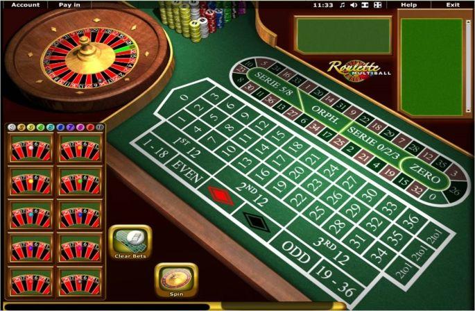 Recension casino betting - 17028