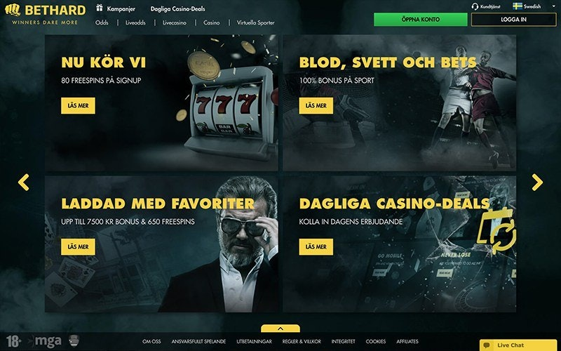 Bettingsidor med bonus - 20780