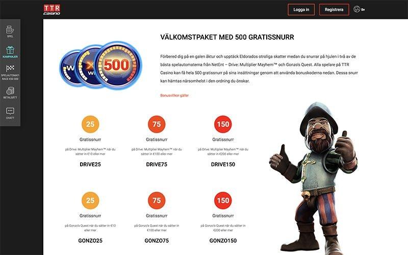 Villkor för bonusar - 97250