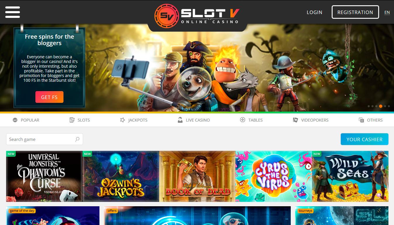 Virtual slot machine - 94032