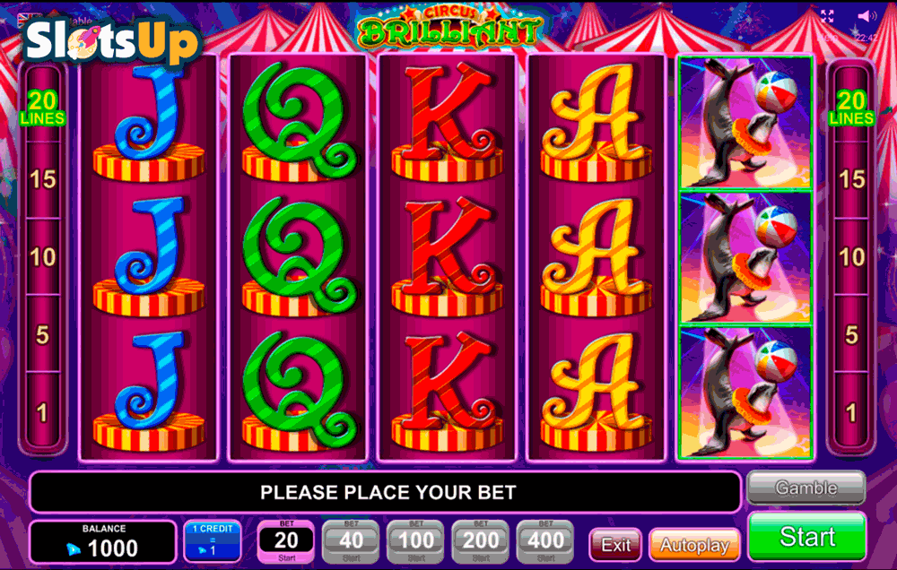 Circus free - 43790