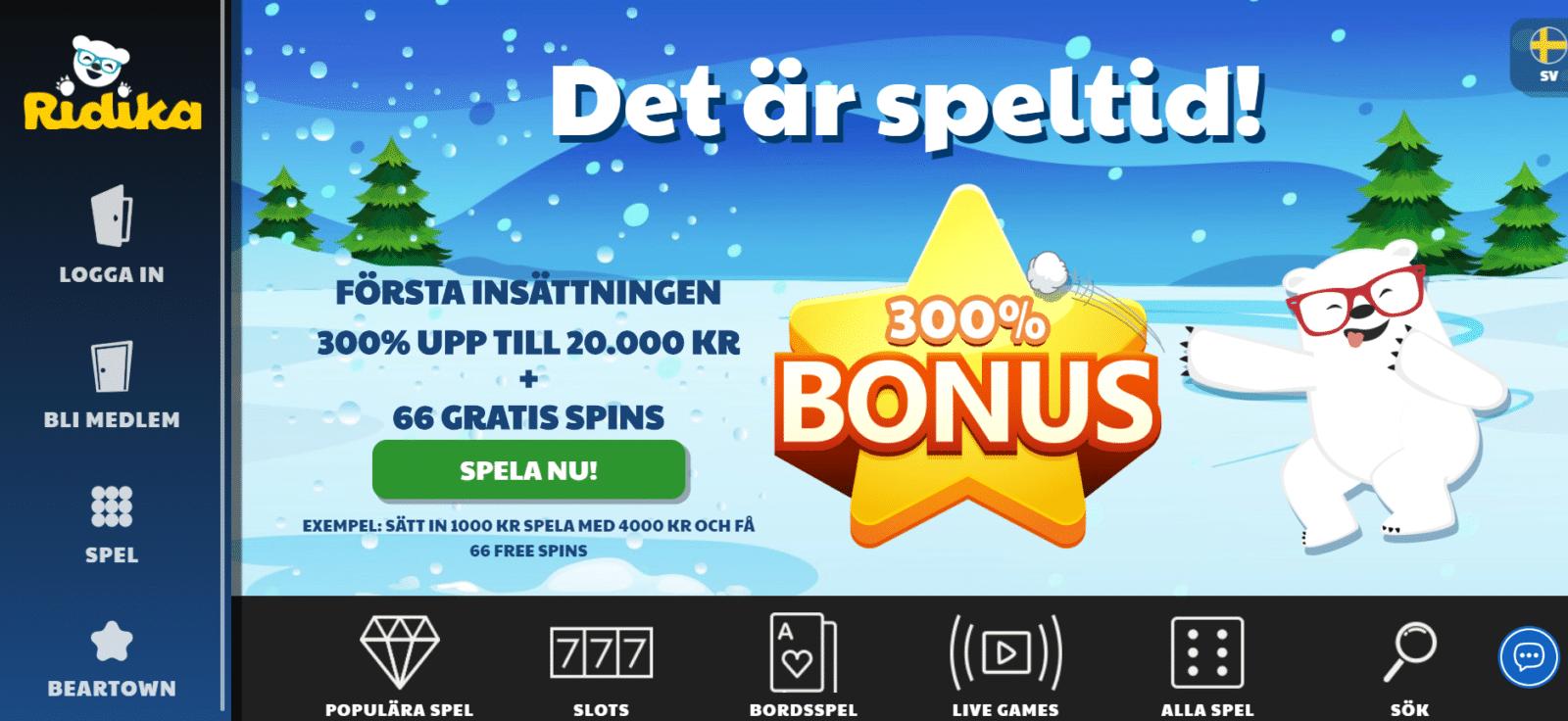 Utvalda Svenska casino - 53704