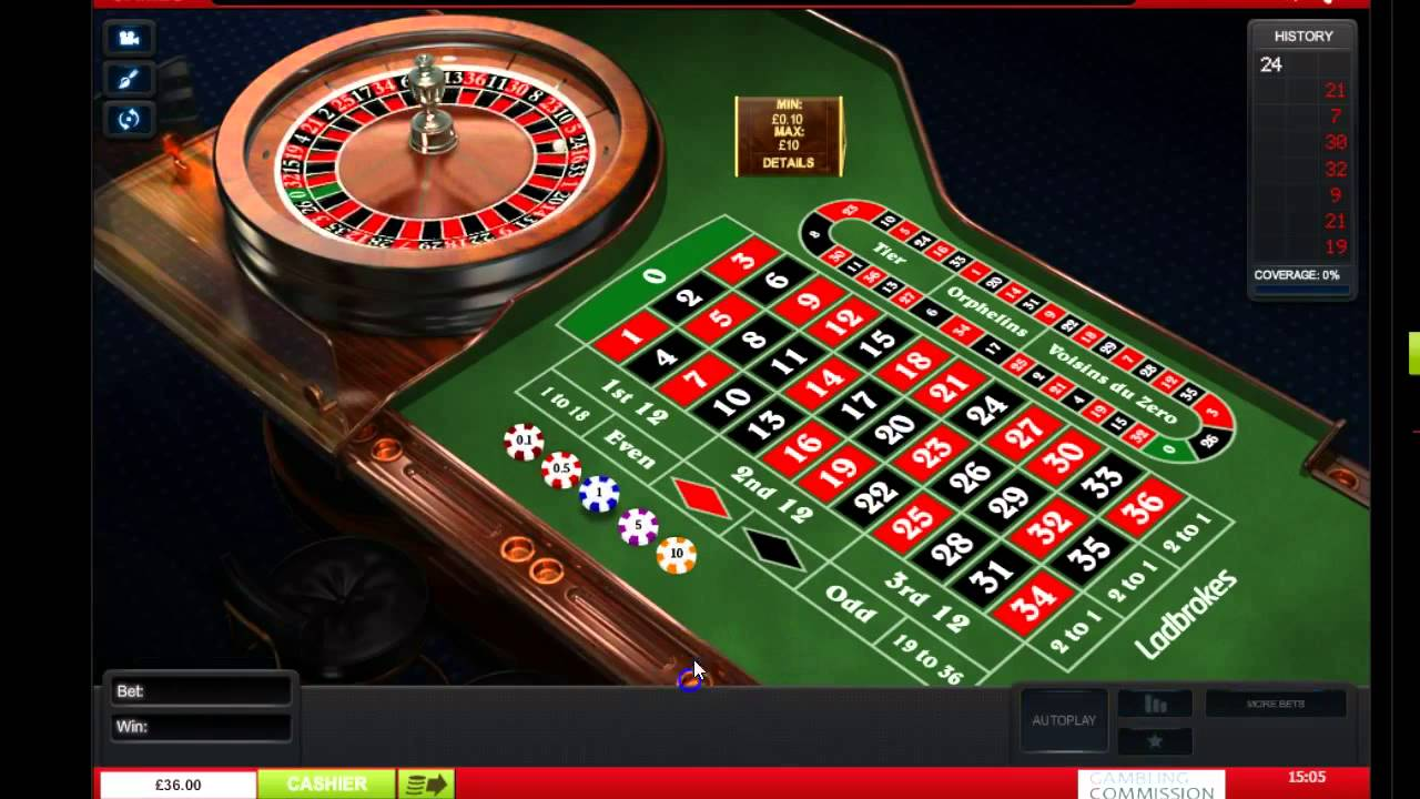 Roulette strategy - 28764