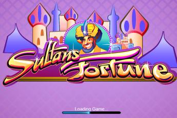 Sultan Fortune slot - 42014