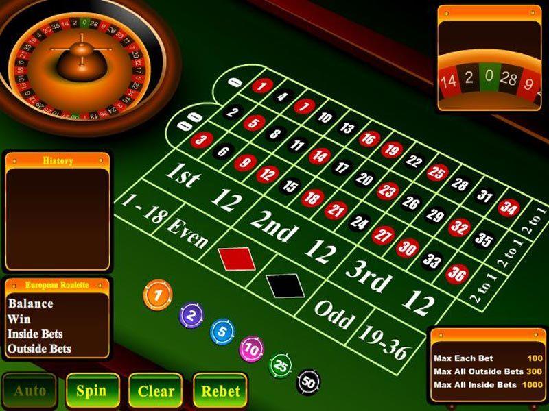 Roulette grön casino - 15012