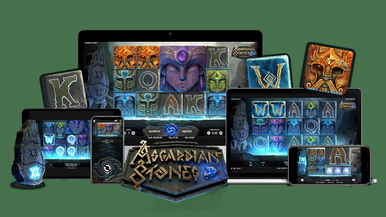 Asgardian Stones Slot - 70823