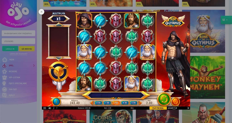 Turnummer casino Coins - 87770