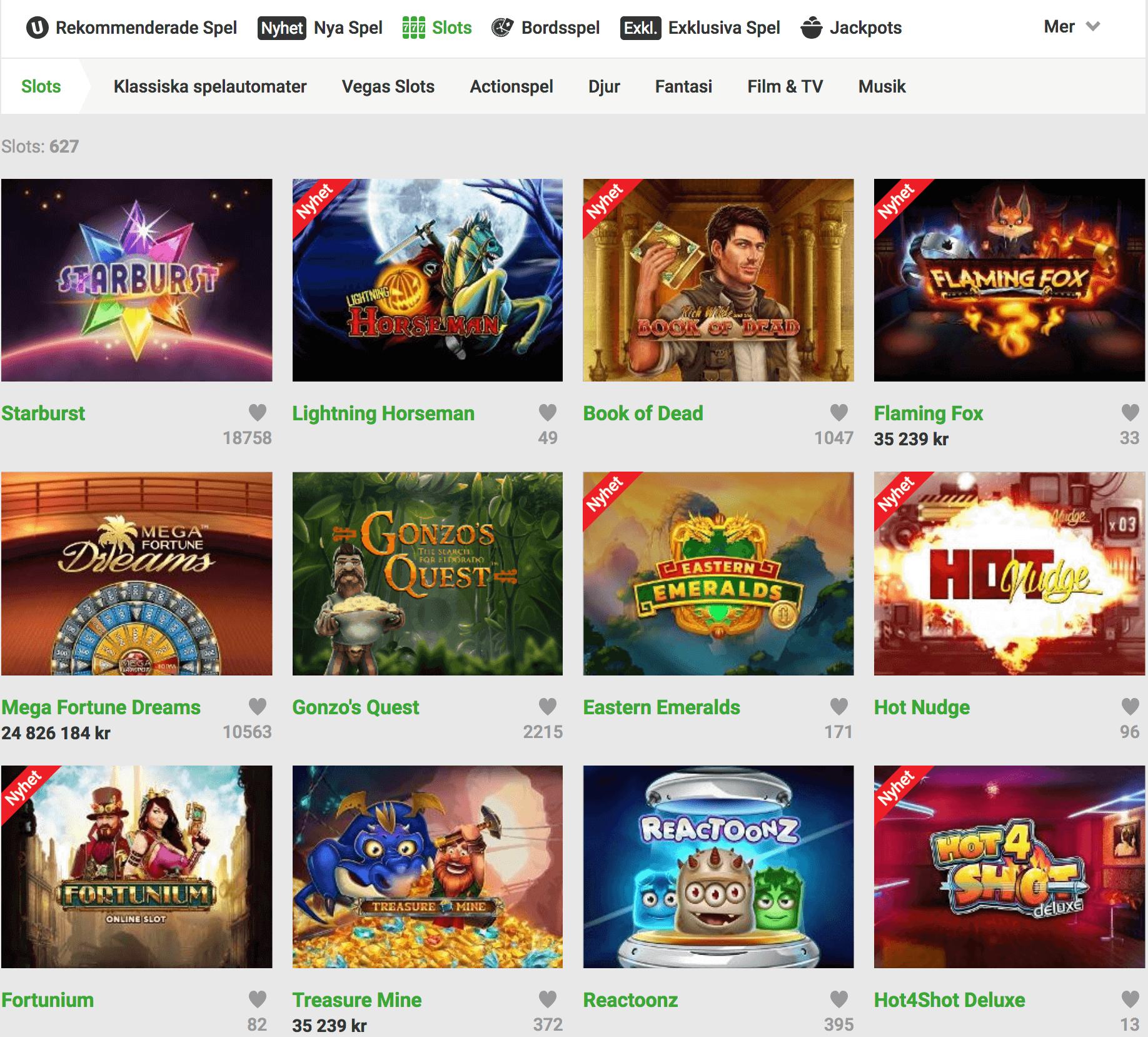 Casinot med nöjda - 50814