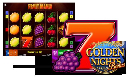 Bonusspel spelautomater Fruit - 13593