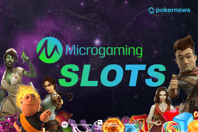 Gaming news microgaming - 74274