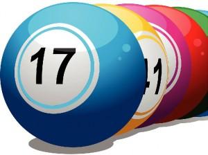 Lotteri tombola skraplotter - 53555