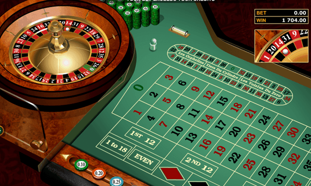 Roulette odds The - 59896