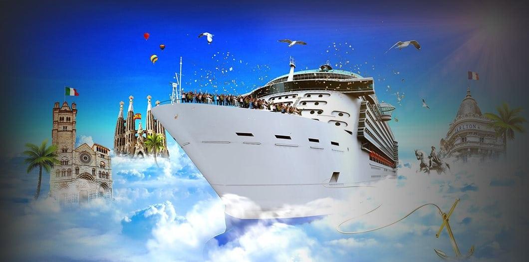 Spel på kryssningsfartyg - 94735