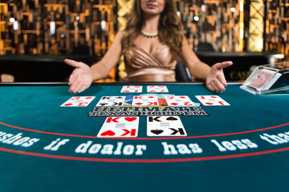 Pokerhänder värde live - 57345