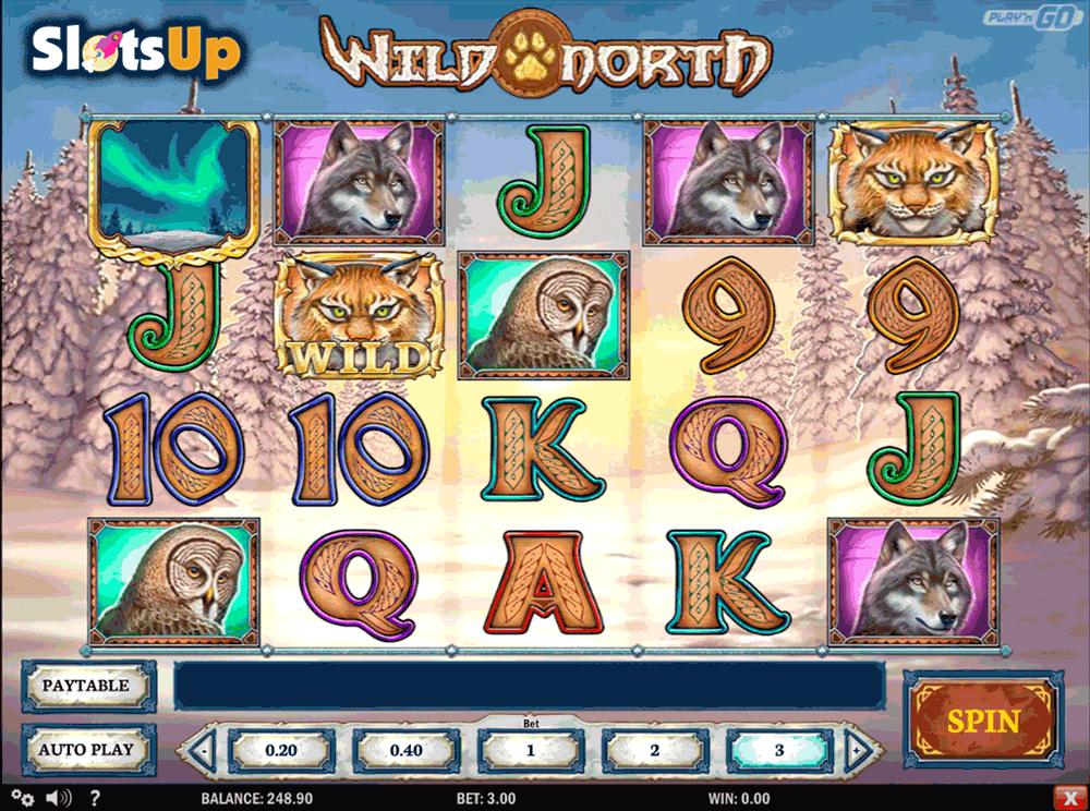 Wild North slot - 15533