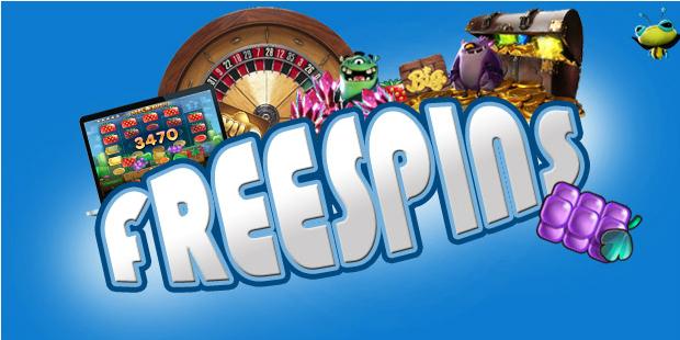 Spelat free spins - 64078