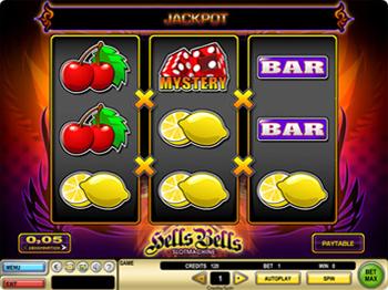 Virtual Jackpot Bells - 64929