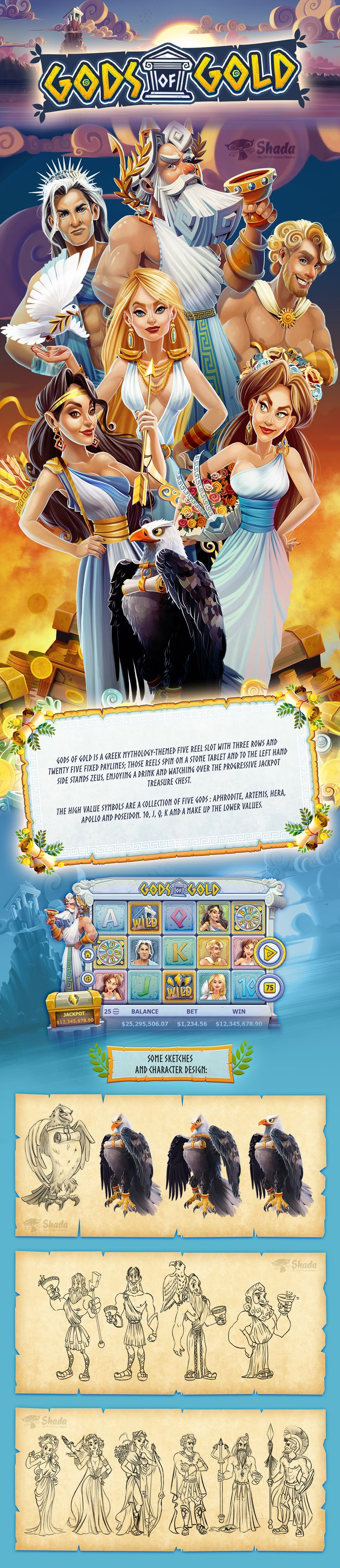 Slots kalender Gods - 57151