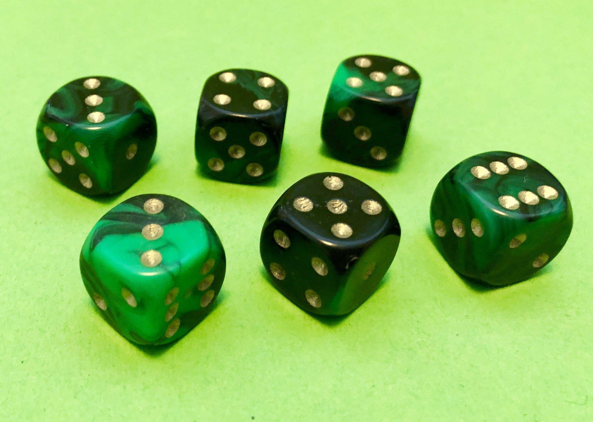 Spela tärning - 33618