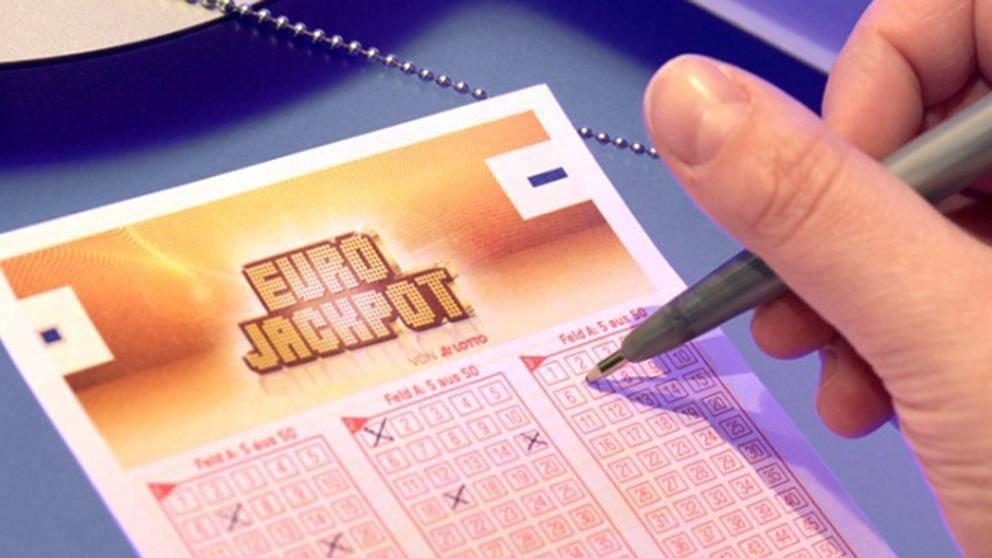 Euro jackpot vem - 59024