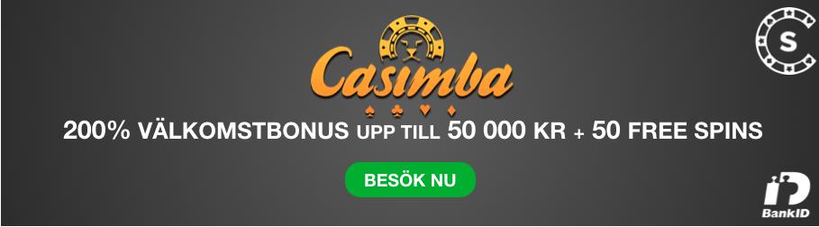 Välkomstbonus casino rekomedationer - 86611
