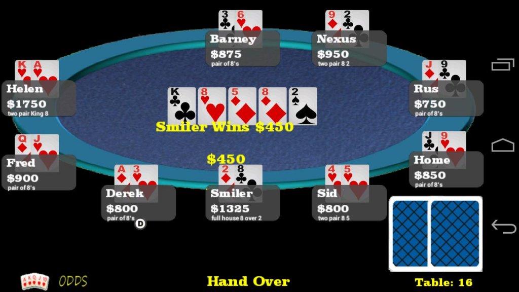 Blackjack basic strategy - 54520