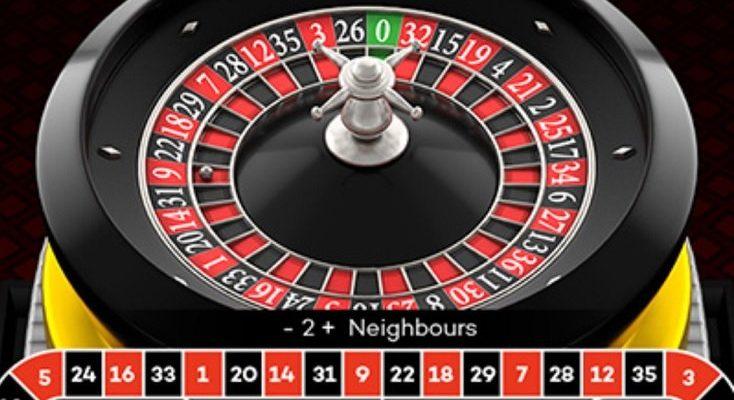 Roulette grön spela - 34125