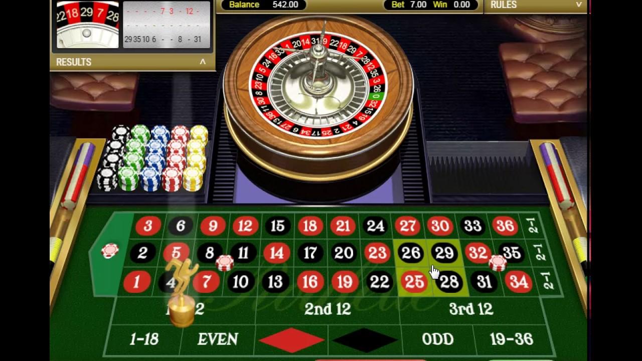 Taktik roulette spelat - 21223