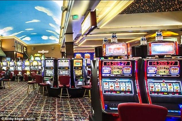 Casino are easiest - 43308