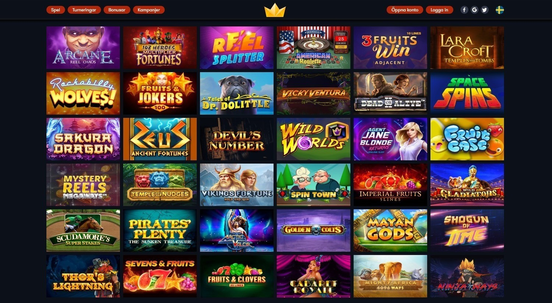Veckans casino - 23835